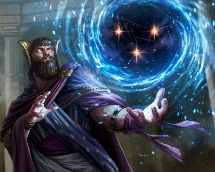 Meletis-Astronomer-MtG-Art-from-Born-of-the-Gods